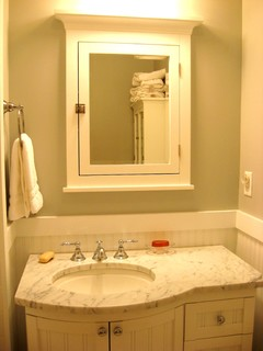 Classic old town bathroom traditional bathroom dc metro by harry braswell inc - Change your old bathroom to traditional bathrooms ...