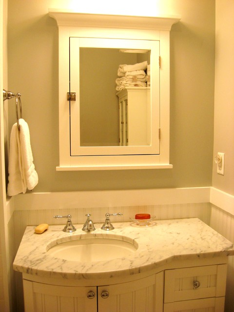 Classic Old Town Bathroom Traditional Bathroom Dc Metro By Harry Braswell Inc