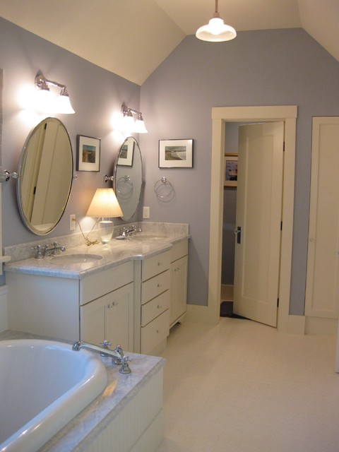 Classic Restoration traditional-bathroom