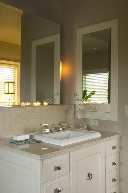 Classic Spa Bathroom contemporary-bathroom