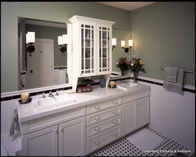 Classic Style Baths traditional-bathroom