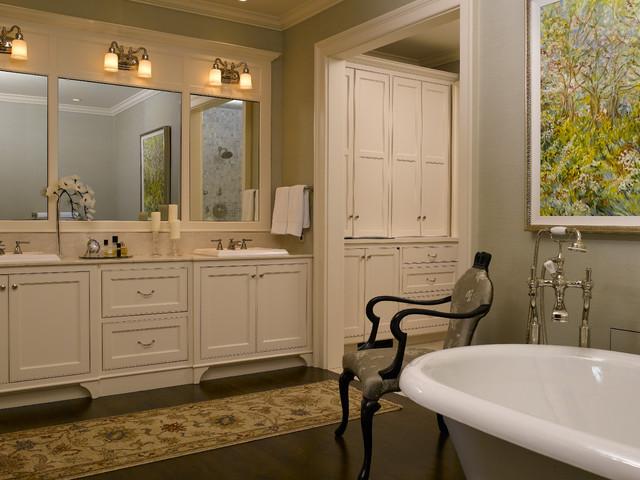 Classic Style Master Bath Traditional Bathroom Minneapolis Stunning Bathroom Classic Design