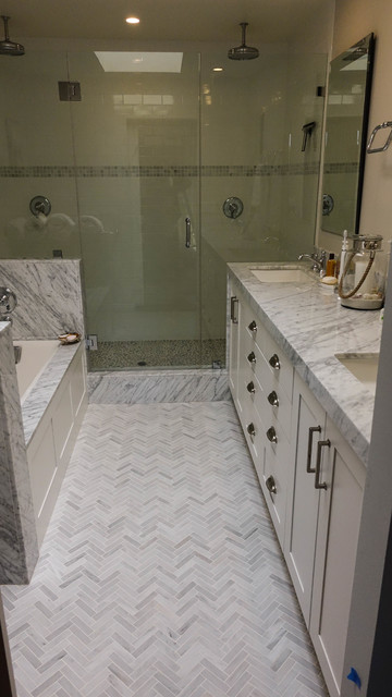 Classic tile flooring santa monica landhausstil for Flooring santa monica