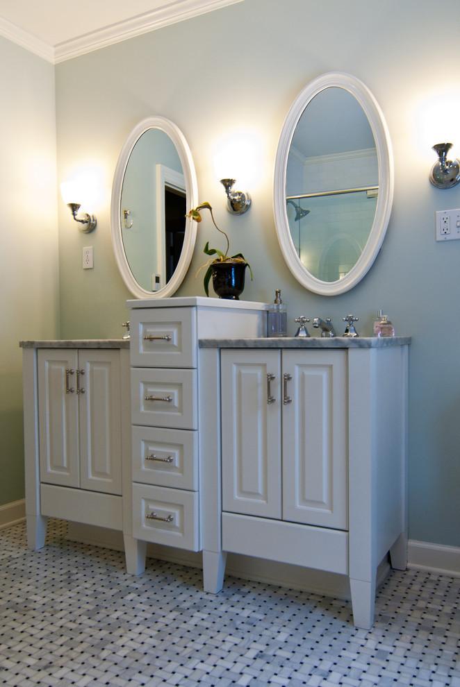 Classic Vanity - Traditional - Bathroom - Grand Rapids