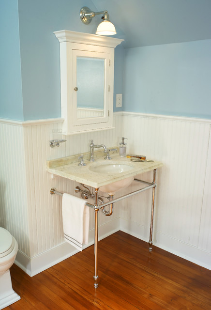 Classic Victorian Bathroom: Maple Glen, PA - Traditional - Bathroom ...