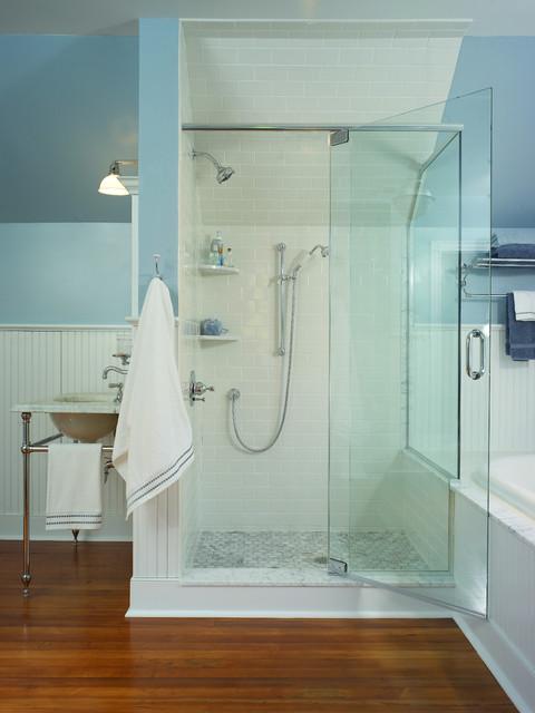 Classic Victorian Bathroom Maple Glen Pa Traditional Bathroom Philadelphia By Hometech