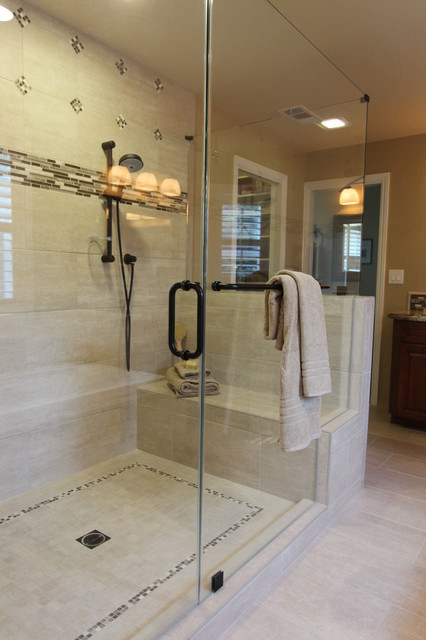 Classic Warm Master Bath Traditional Bathroom San Francisco By