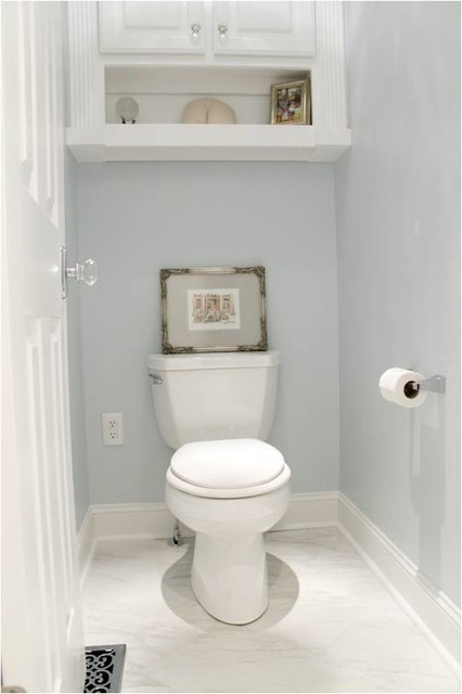 Classic white master bath traditional bathroom other for Classic master bathrooms