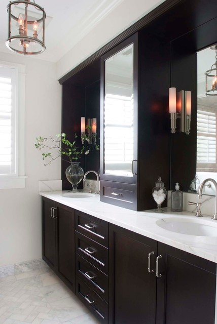 Classical Kitchen traditional-bathroom