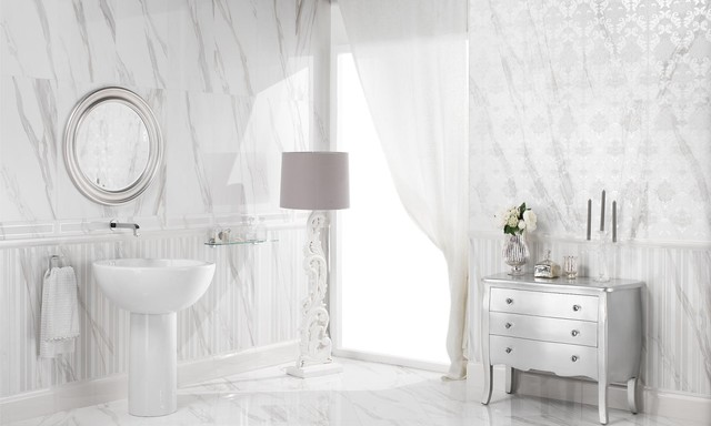 Elegant Bathroom Tiles With Proper Selection  Decoration Channel