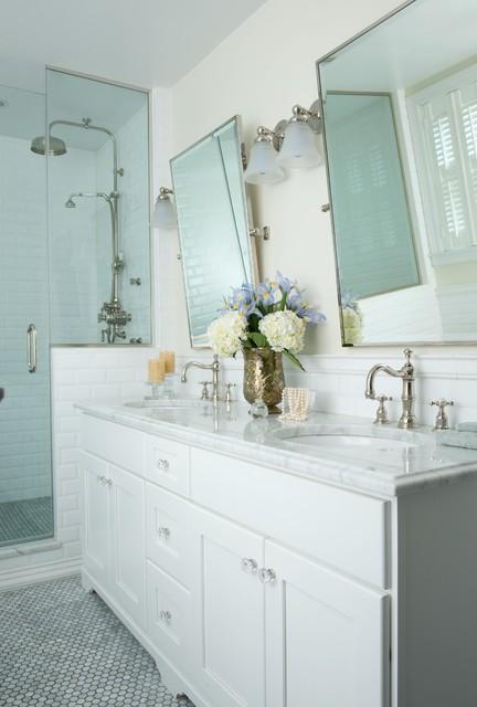 Classy, Elegant Bathroom traditional-bathroom