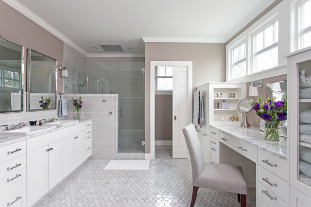 Clean Amp Classic Traditional Bathroom Austin By Cg