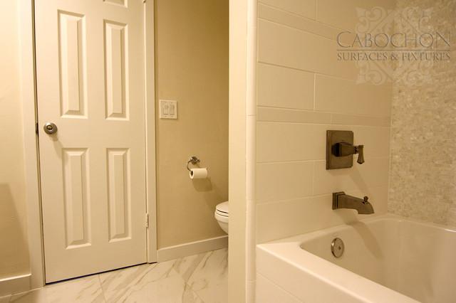 Clean & Contemporary, La Jolla traditional-bathroom