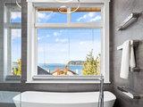 Bathroom of the Week: Sleek Modern Space With a Coastal View (11 photos)