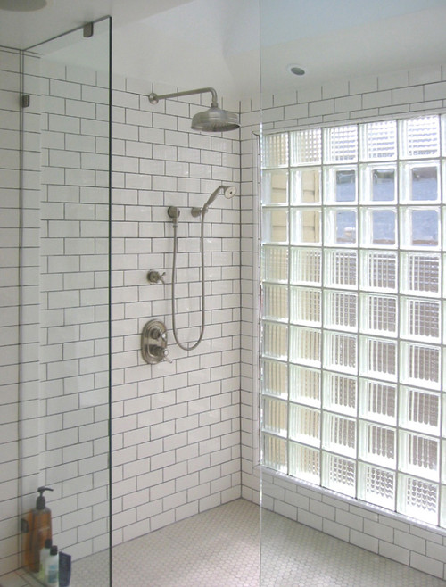 Beautiful Subway Tile And Floor Tile?