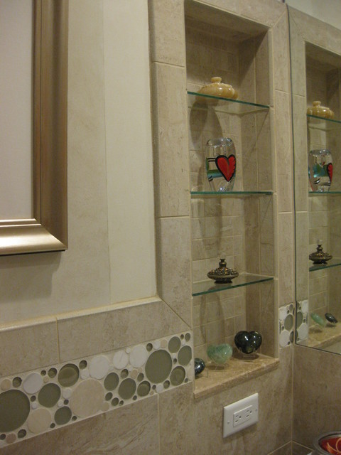 Clearwater Residence Eclectic Bathroom Tampa By