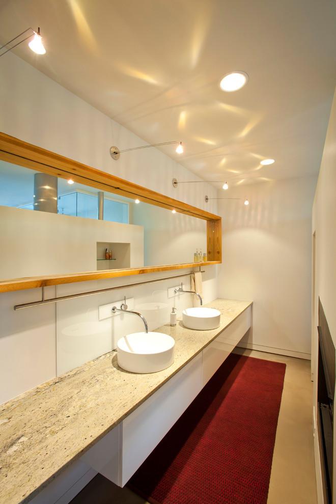 Clermont County Ohio Residence - Modern - Bathroom ...