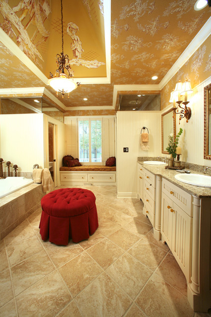 Clift Project traditional-bathroom