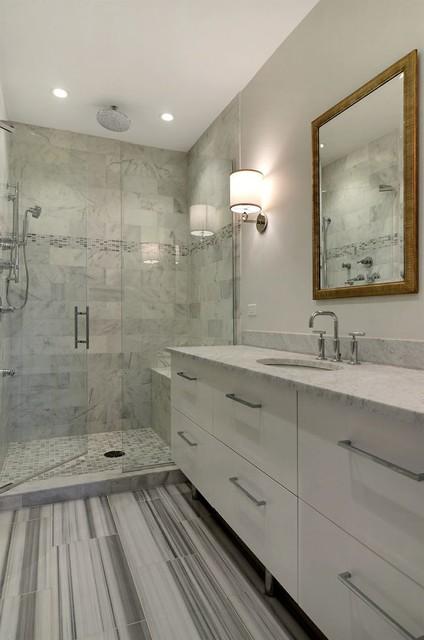 Clifton House contemporary-bathroom