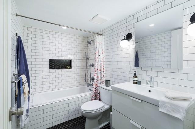 . Clinton Hill Rowhouse   Transitional   Bathroom   New York   by