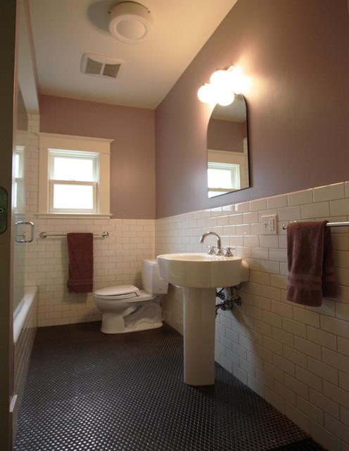 Clinton Remodel contemporary-bathroom