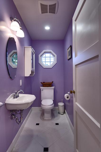 Closet to Bathroom - Modern - Bathroom - San Francisco - by Yana ...
