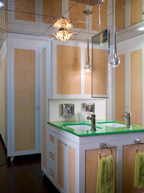 Closets | Wardrobes contemporary-bathroom