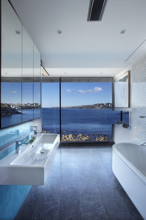 Clovelly house for Best bathrooms in australia