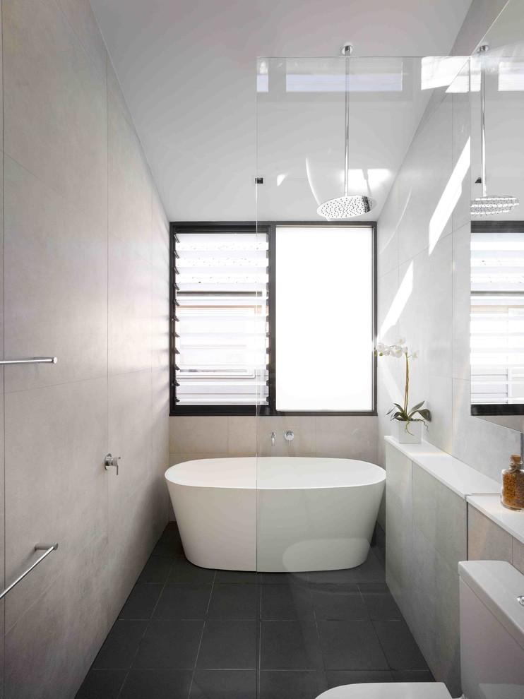 Clovelly Semi 01 - Modern - Bathroom - Sydney - by Design ...