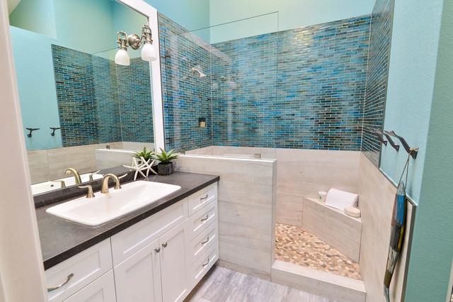 Coastal Bathroom Beach Style Bathroom San Diego By Signature Designs Kitchen Bath