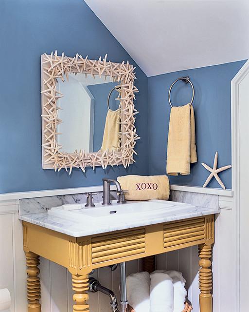 Coastal Living Bathroom beach-style-bathroom