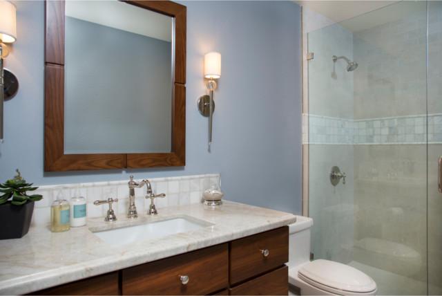 Coastal Living Traditional Bathroom San Diego By Deborah Gordon Designs