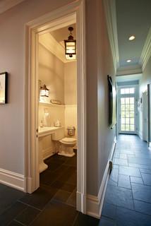 coastal living: half bath - transitional - bathroom - new