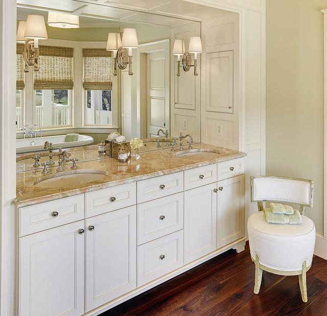 Cobbage Master Bath traditional-bathroom