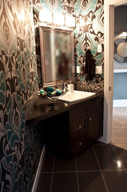 Colbray Blackfalds contemporary-bathroom