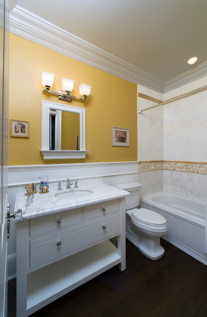 Cold Spring Hills Home traditional-bathroom