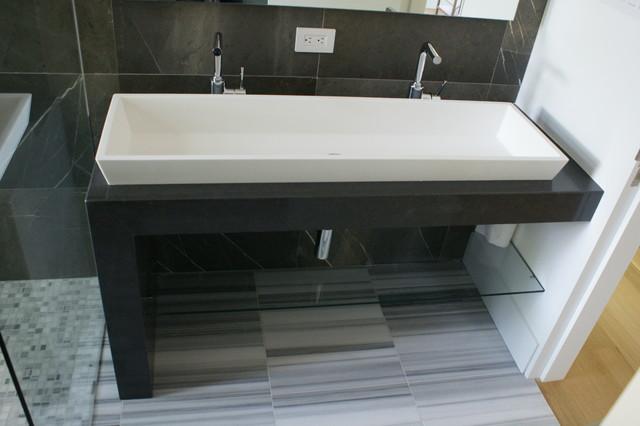 Coldstream Forest Hill, Toronto contemporary-bathroom