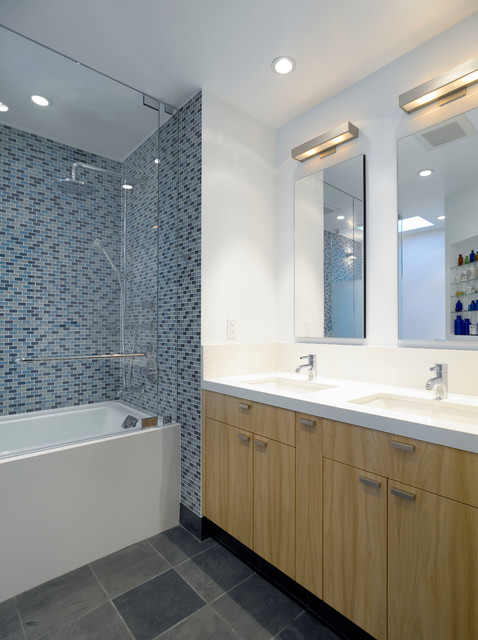 Cole Valley Remodel Contemporary Bathroom San Francisco By Jones Haydu
