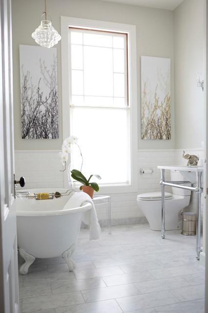 Cole Valley San Francisco Traditional Bathroom San Francisco By Maquette Interior Design