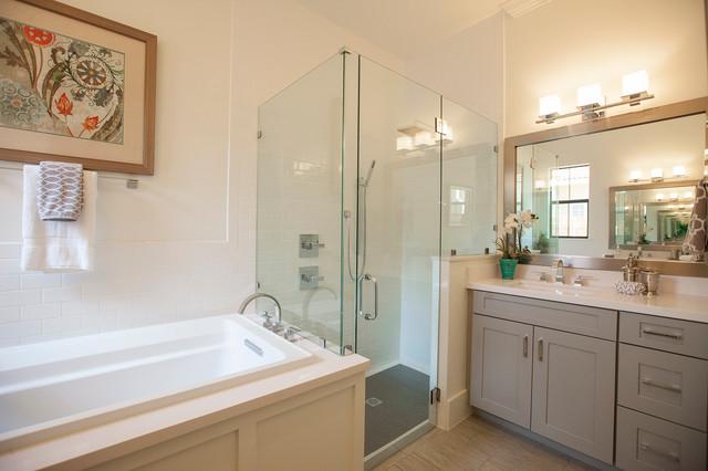 College Park, Orlando, Florida - 830 Stetson St. transitional-bathroom