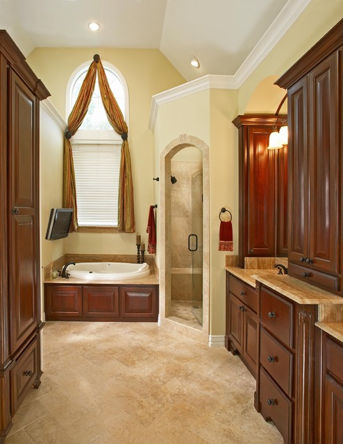 Colleyville bathroom remodel traditional bathroom