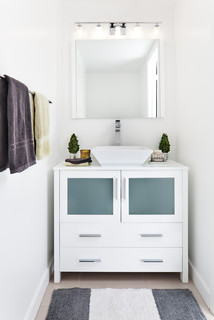 Collingwood ski chalet contemporary bathroom toronto by rad design inc Home hardware furniture collingwood