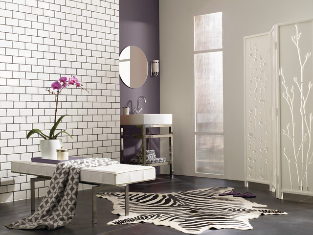 Color of the Year 2014 - Bathroom - contemporary - bathroom ...