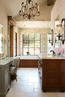 Colorado ranch home classique salle de bain denver for Chambre bebe denver