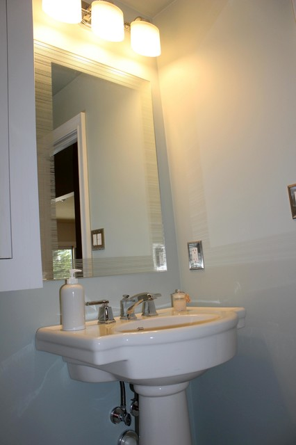 Columbia cool traditional bathroom baltimore by for Bath remodel baltimore