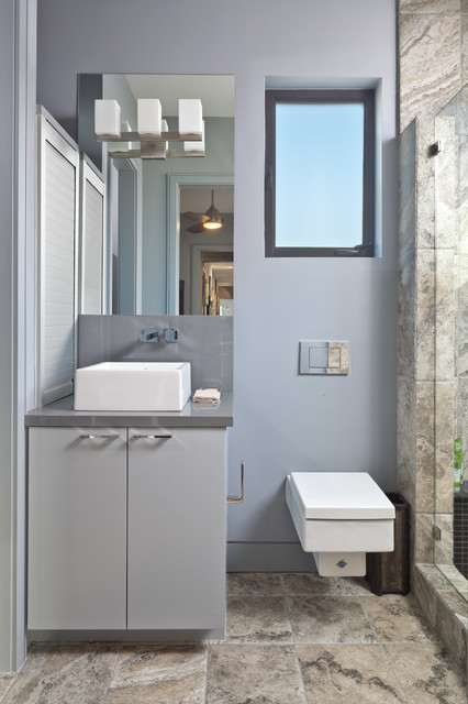 Epic Contemporary Bathroom by Scale Architects