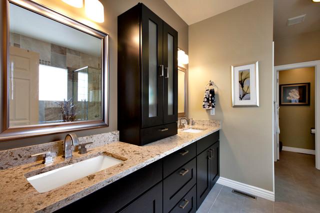 bath traditional bathroom by signature kitchens baths magazine