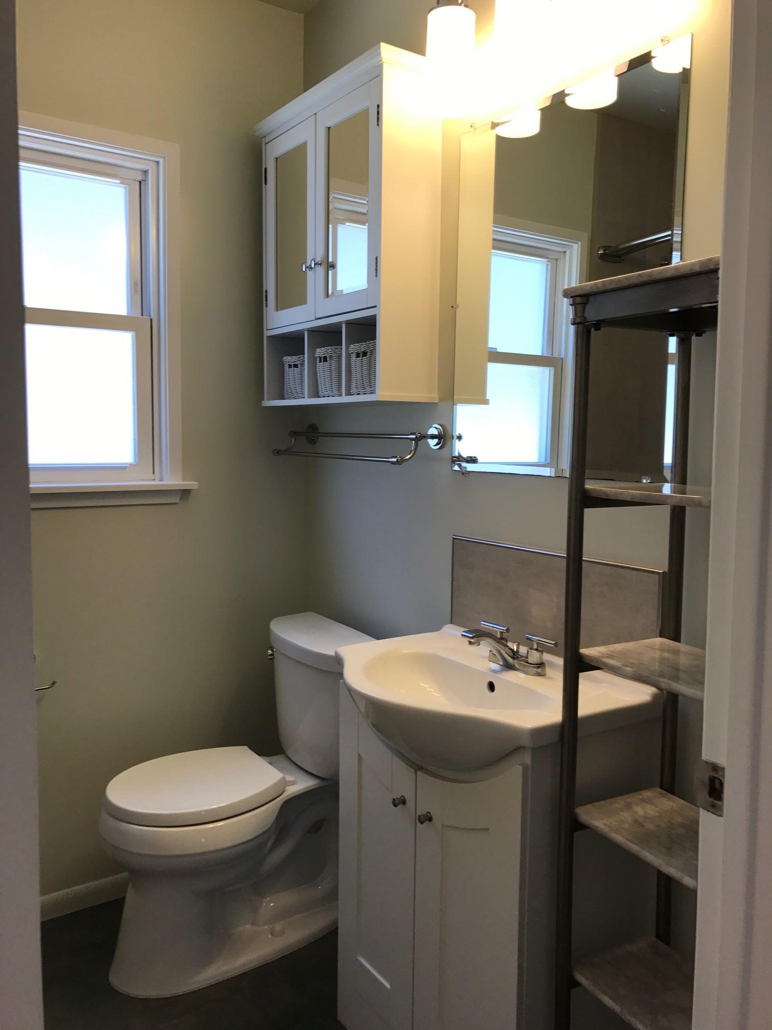 Comenat 2 Small Bath Remodel Westchester, Ca
