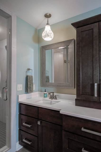 Command Central Greater Grand Rapids Mi Transitional Bathroom Grand Rapids By