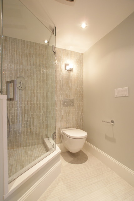 Commercial Wharf Condo Boston Ma Contemporary Bathroom